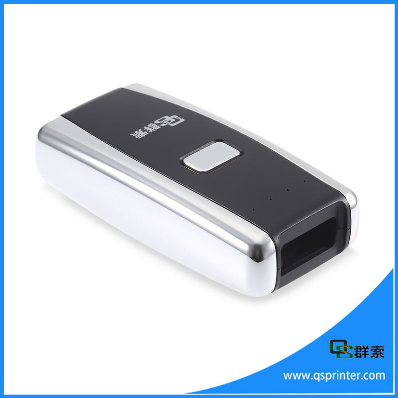 Wireless Supermarket Barcode Reader Bluetooth Barcode Scanner