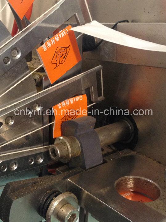 Heat Sealed Tag No Glue Option for Tea Bag Packing Machine//30 Years Factory for Tea Bag Packing Machine//