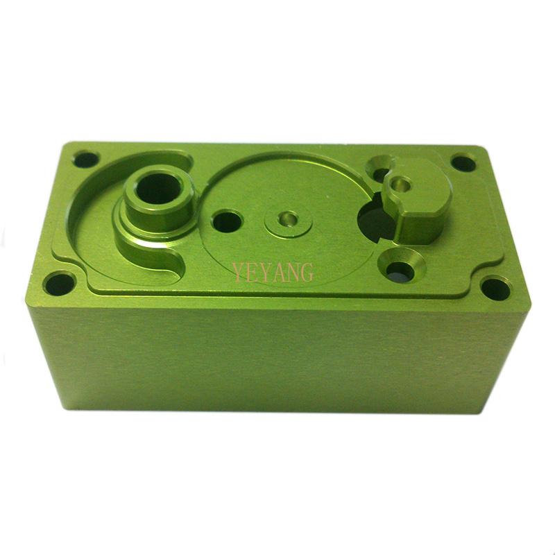 Top Quality High Precision CNC Machining Aluminum 6061 Parts