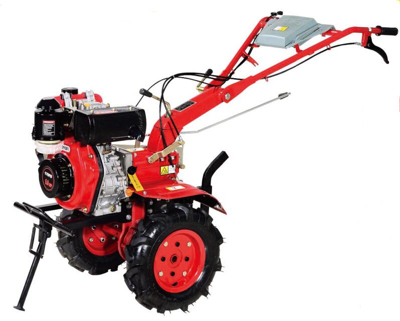 7HP Diesel Rotary Cultivator (1WG4.0C-2)