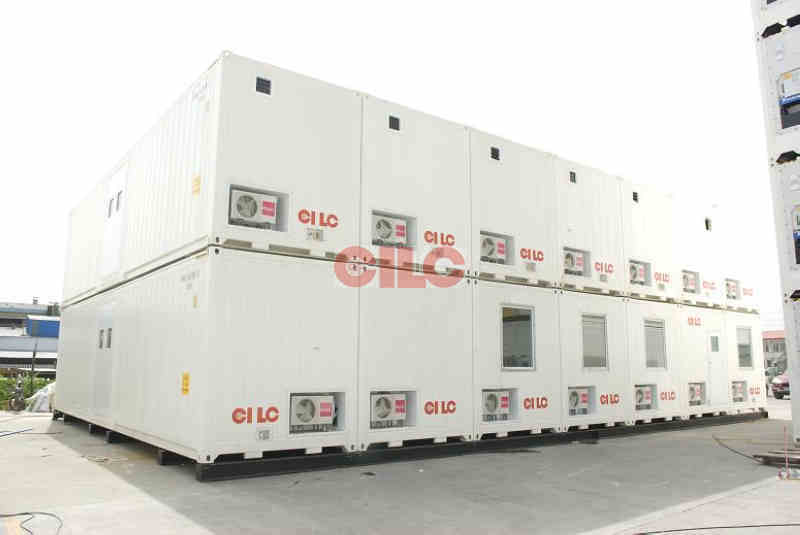 Storage Container with Global Standard (CILC)