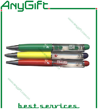 Various Types of Plastic Ballpen with Customized Logo