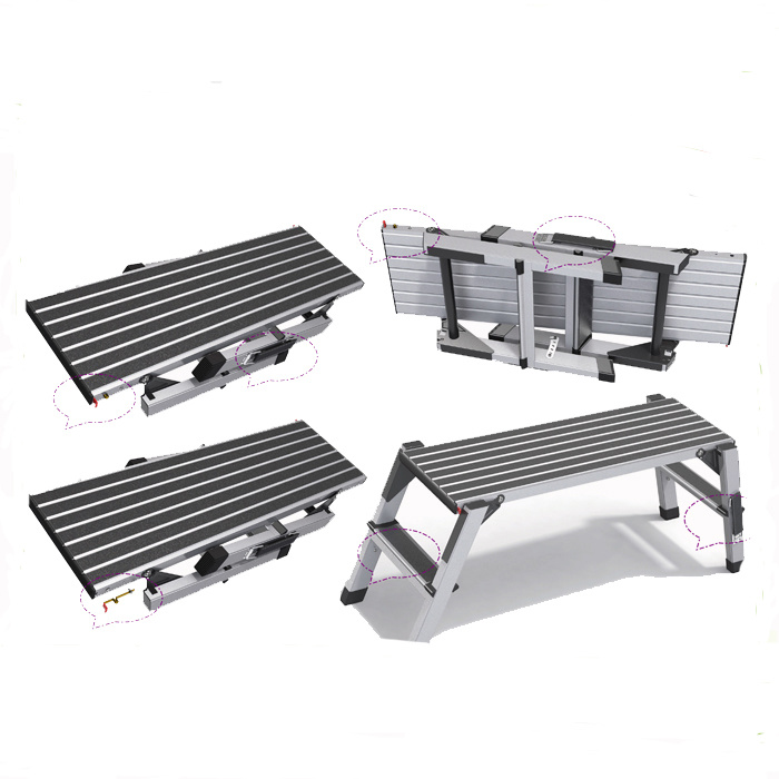 Top Selling Aluminum Work Platform with En131 Approved