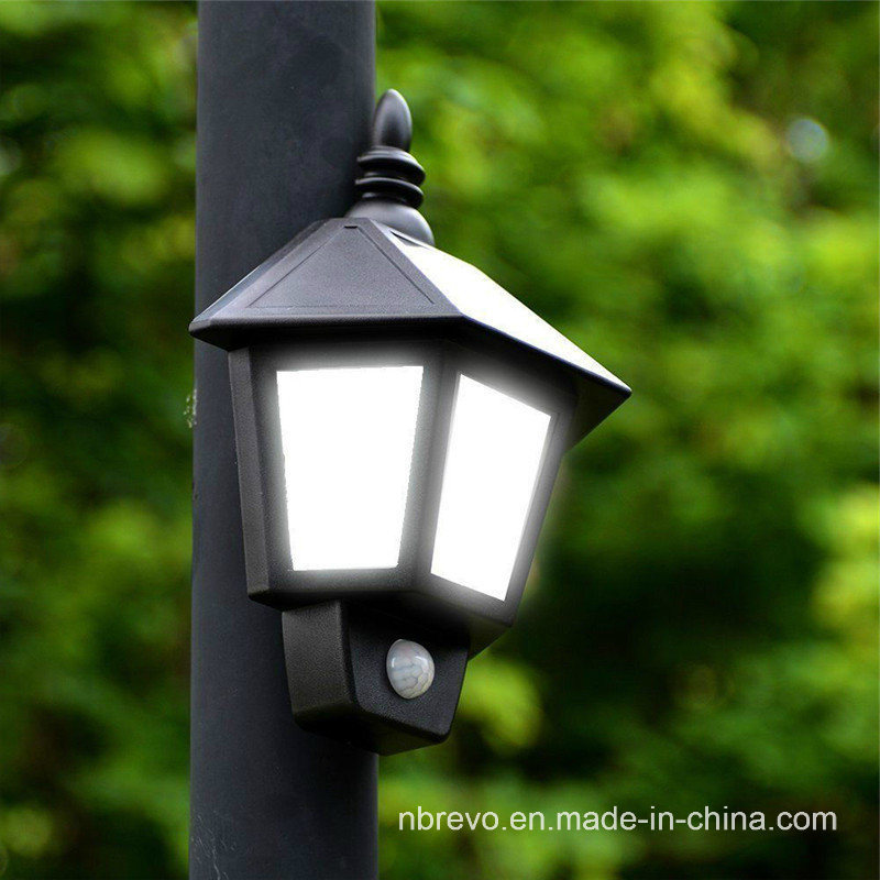 2016 LED Solar Motion Sensor Wall Lamp (RS2012)
