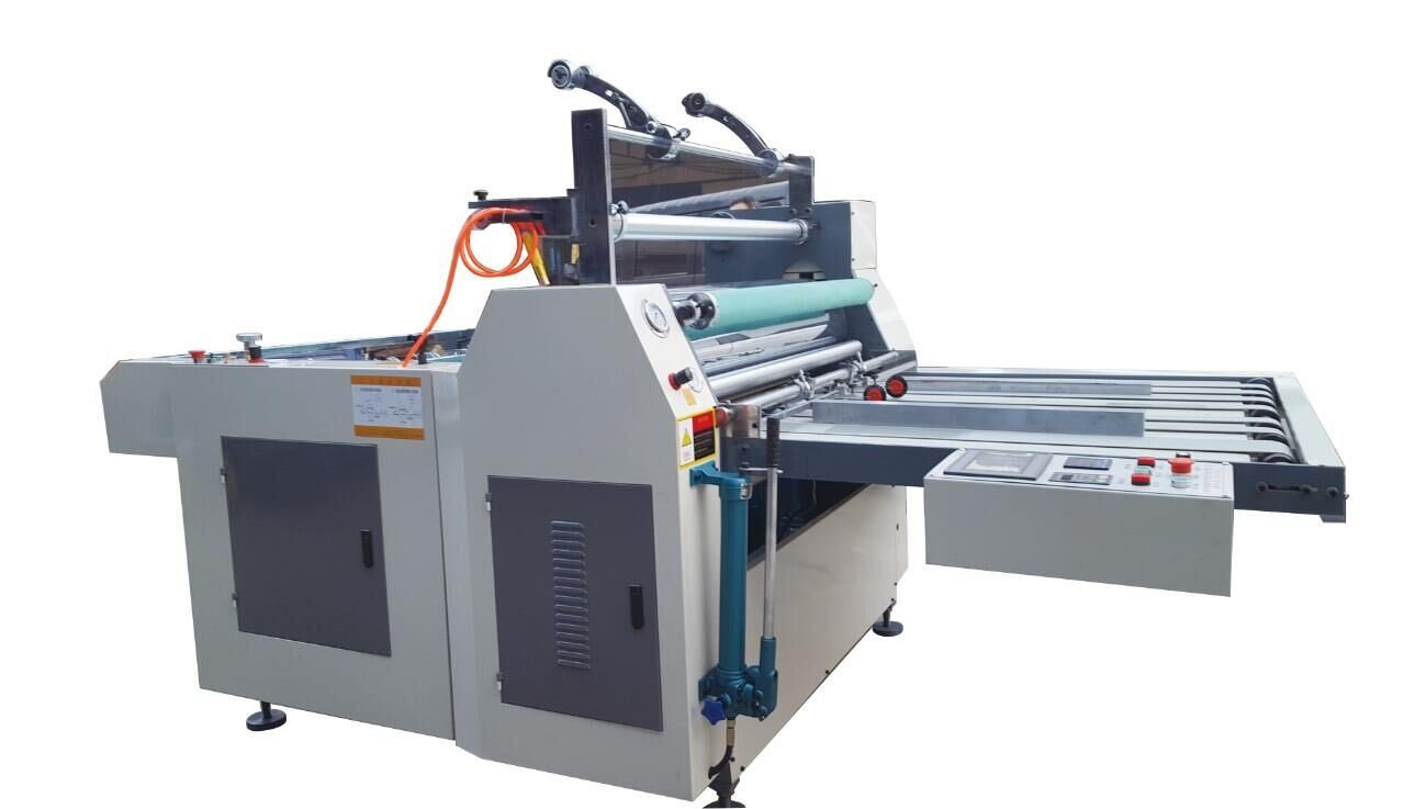 Glueless/Water Base/ Hot/Cold BOPP Thermal Film Laminating Machine (Laminating)