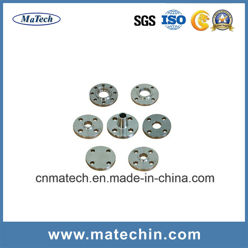 Custom High Quality Precisely Steel Flange Forging