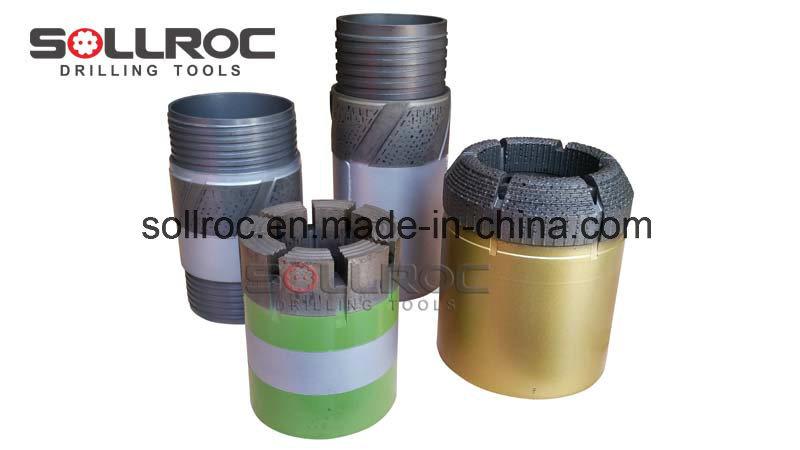 Aq Bq Nq Hq Pq Diamond Core Drill Bit