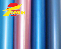 PVC Film with Pearl Effect