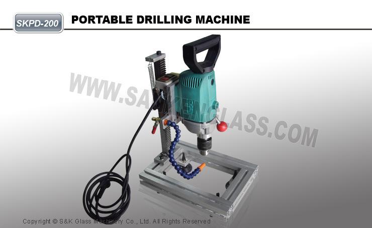 portable drilling machine