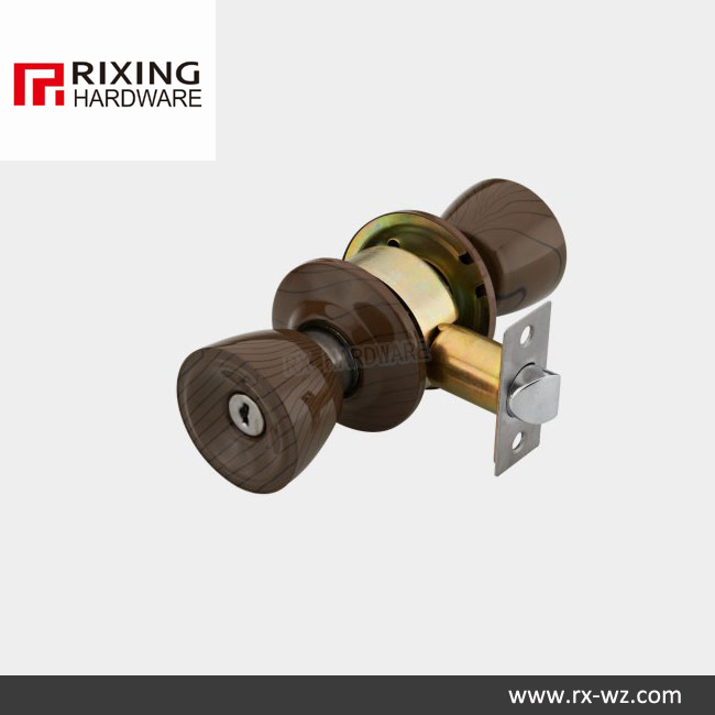 Iron or Stainless Steel Cylindrical Knob Lock (588)