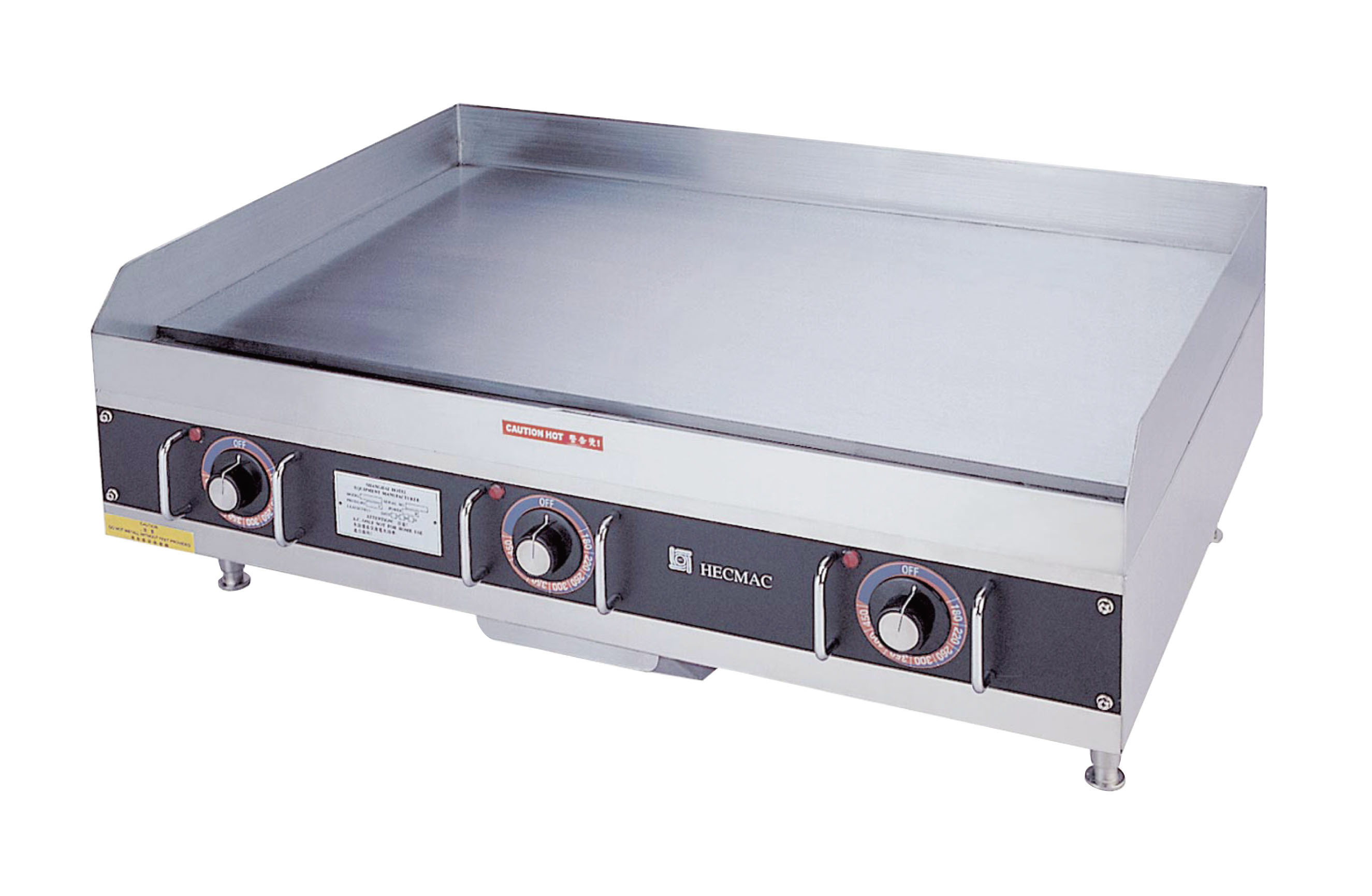 36 in Commercial Electric Griddle---Flat&Stainless Steel (FEHCC213)