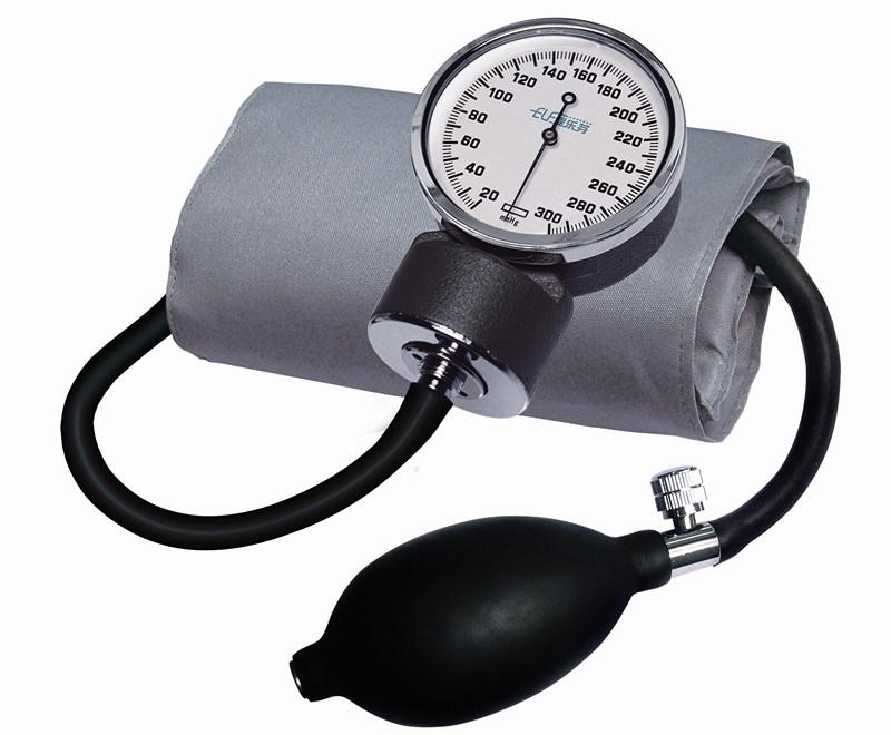 China Aneroid Sphygmomanometer H015 China Palm Aneroid