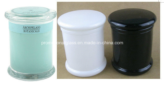 12oz Glass Metro Jar, Glass Candle Jars, Metro Candle Jar