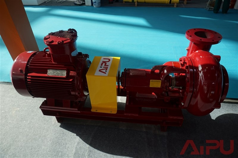 Centrifugal Pump for Drilling Fluid Transfer in Oilfield