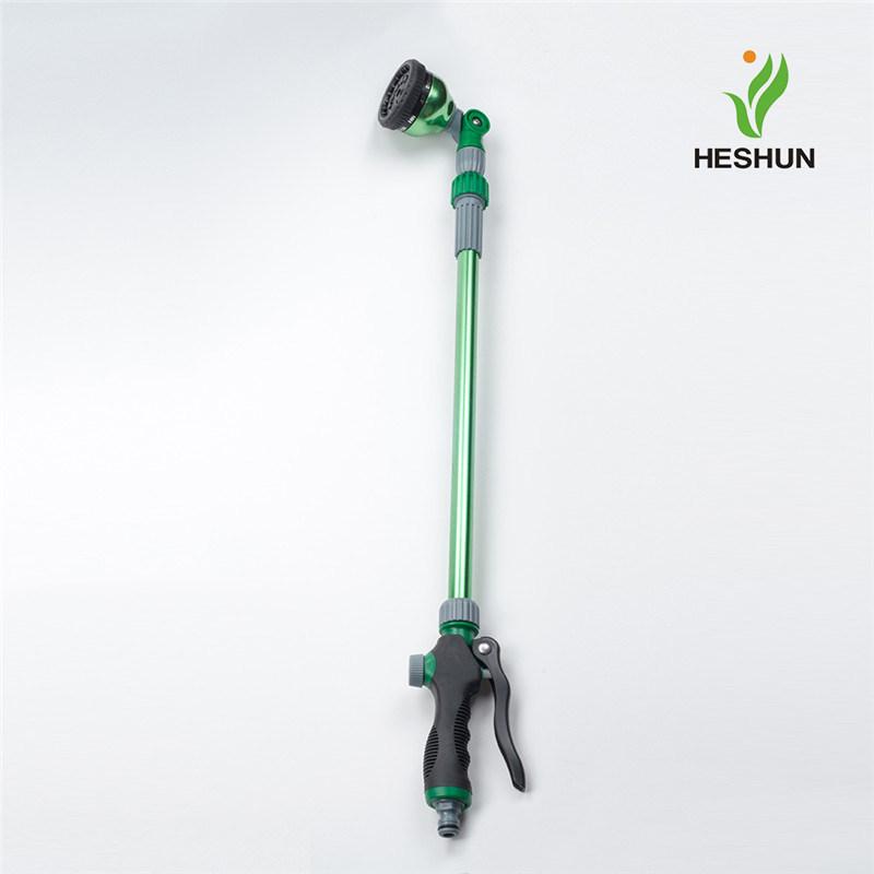 """9 Function 29.5""""- 43.3"""" Length Aluminum Garden Spray Lances"""