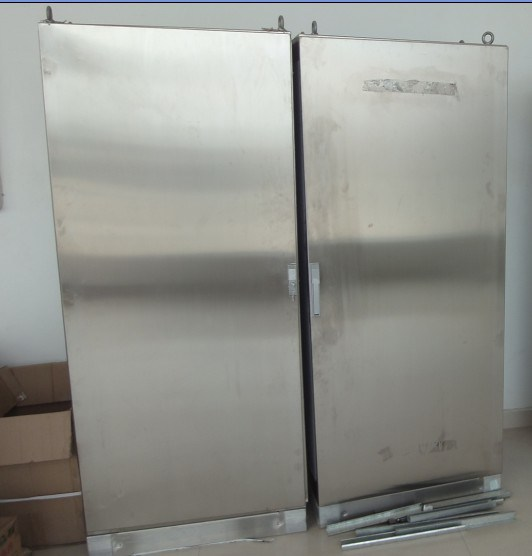 Stainless Steel Knock Down Cabinet