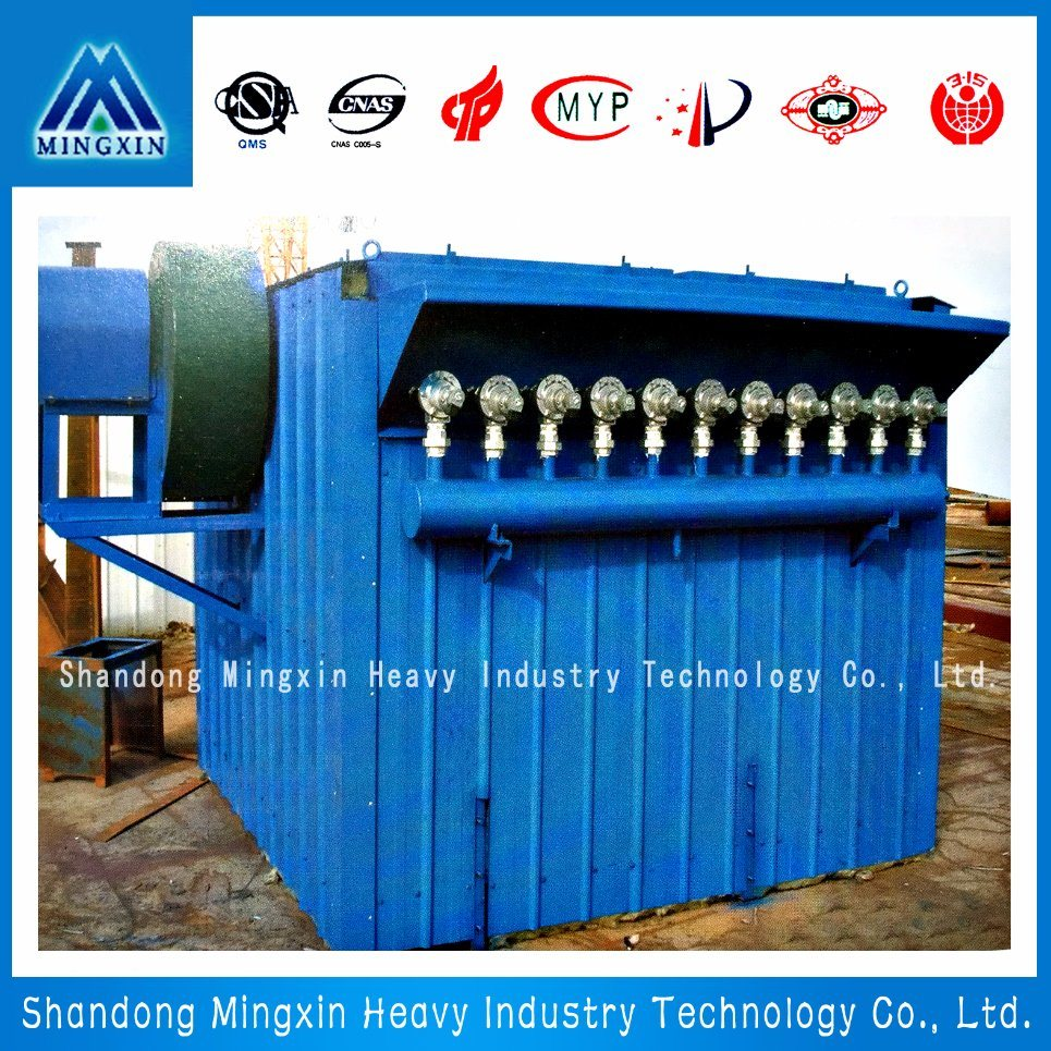 MD- off-Line Cleaning Pulse Bag Dust Collector