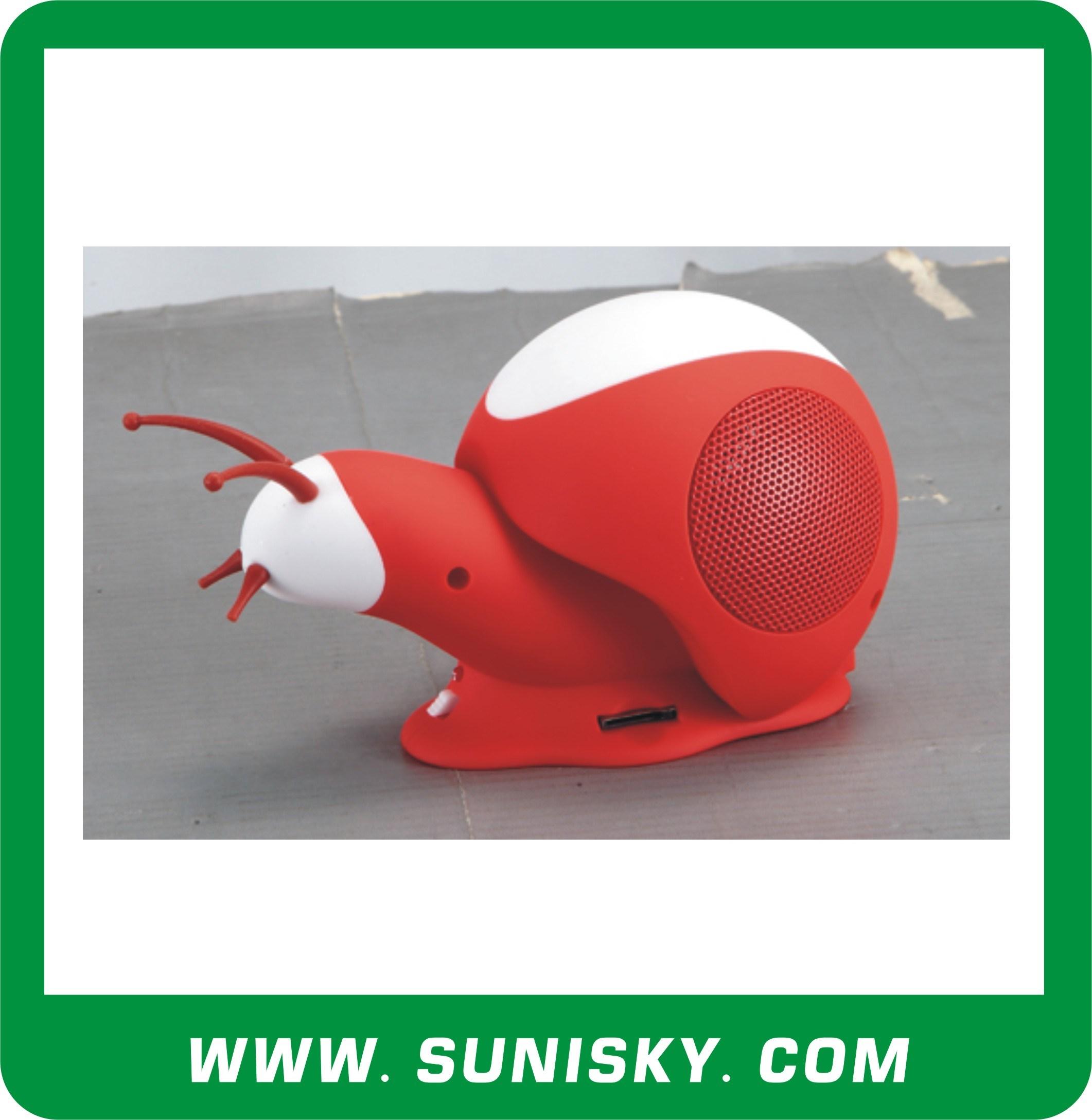 Snail Design Mini Speaker