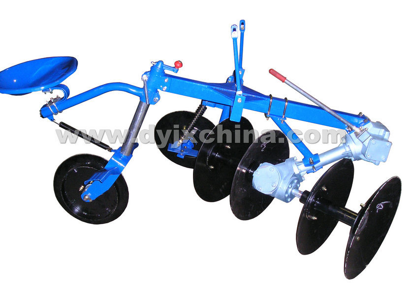Four Disc Plough for 12-20HP Walking Tractor