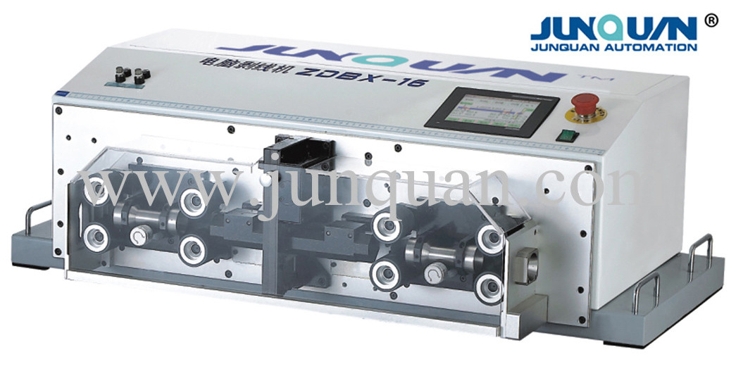 Computerized Wire Cutting And Stripping Machine (ZDBX-16)
