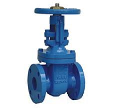 Rising Metal Seated Stem Gate Valve ANSI 125/150