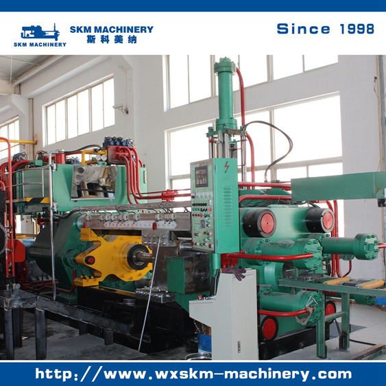Aluminium Hydraulic Extrusion Press for Industrial Profiles Since 1998