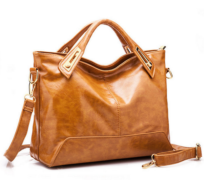 Wholesale High Quality Lady Leather Handbags Tote Bag