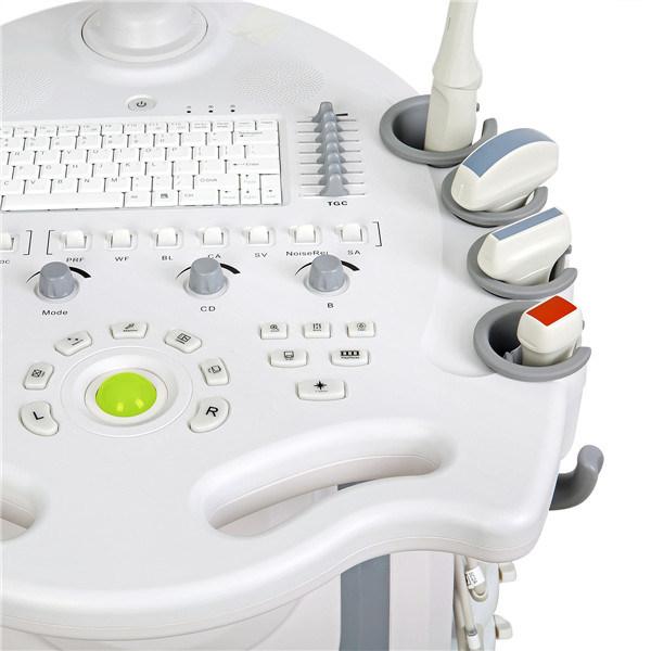 Trolley Color Doppler Ultrasound MFC8000
