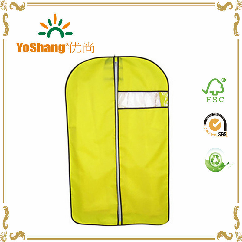 New Fashion Customized Logo Non-Woven Fabric Non Woven Garment Bag Suit Cover