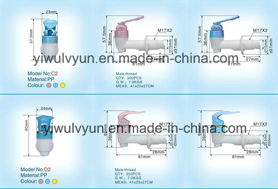 B-F High Quality Professional Wanter Faucet