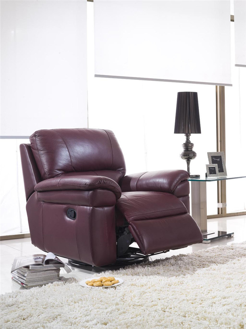 Manual Recliner with Rocky Swivel Function Furniture