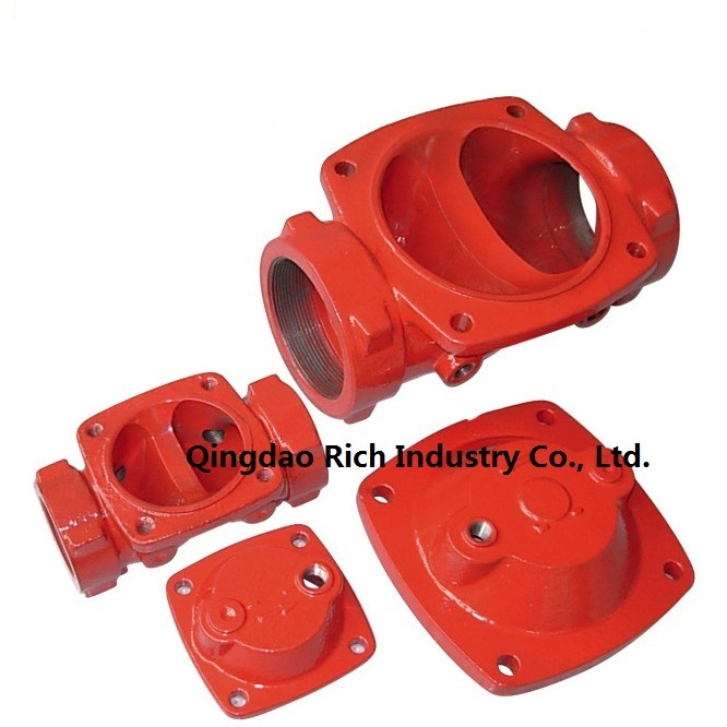 Sand Casting Part Aluminum Casting Parts/ Cast Part