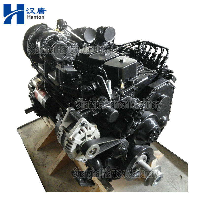 Dongfeng Cummins EQB 6BT Coach Bus Auto Diesel Motor Engine
