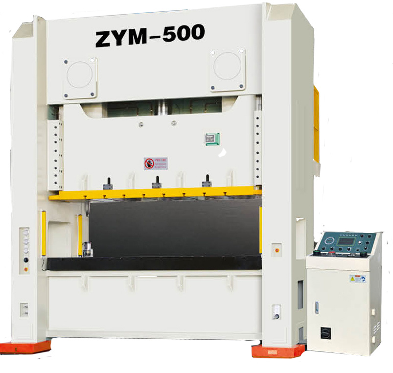 Closed Type Double Point Power Press Zym-500ton