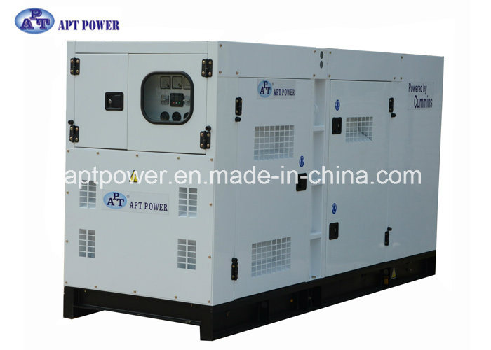 100kVA Generator with Cummins Diesel Engine
