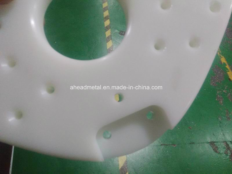 Precision Plastic Parts Made by HDPE