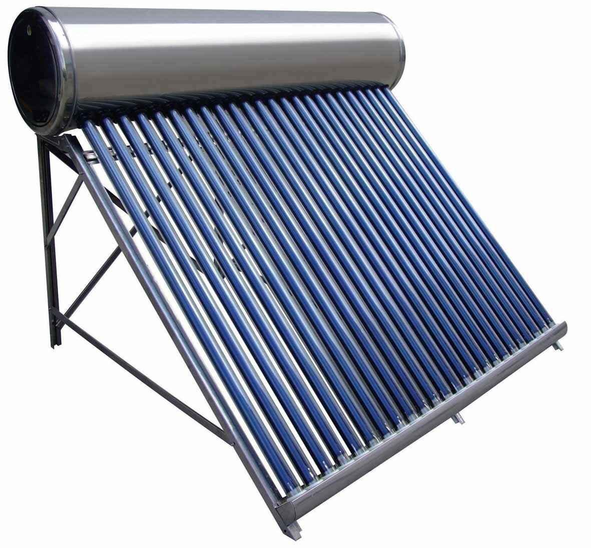 Stainless Steel Solar Water Heater with Long Time Werrenty
