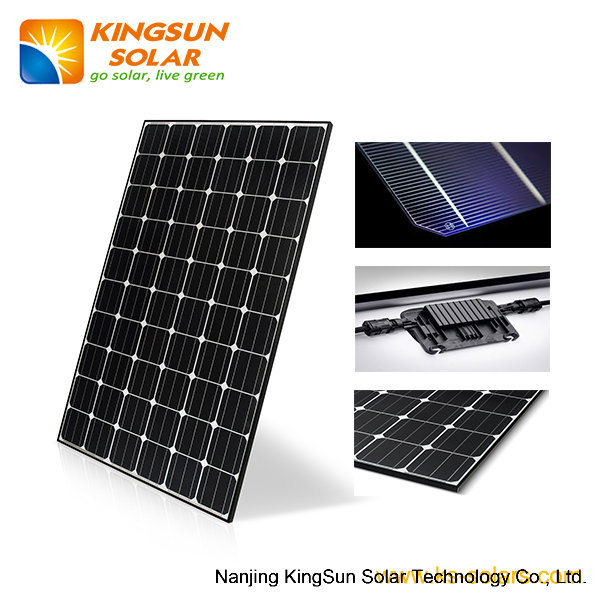 215-260W Selling Best Mono-Crystalline Silicon Solar Power Panel
