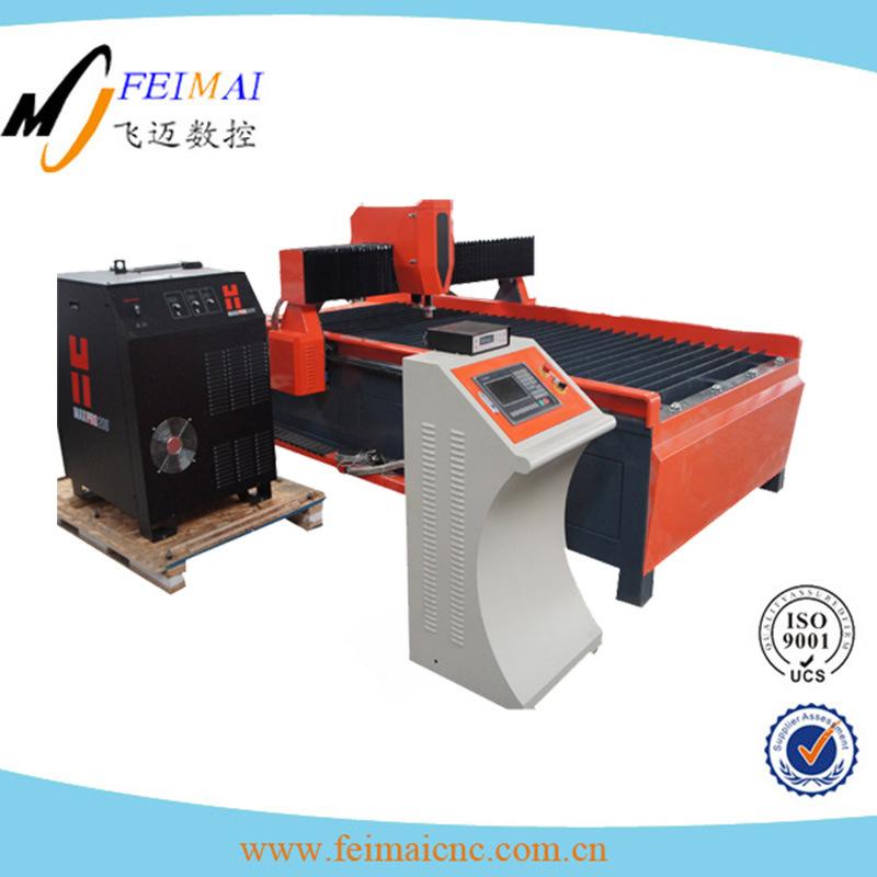 CNC Plasma Cutting Machine with Hypertherm Power Source