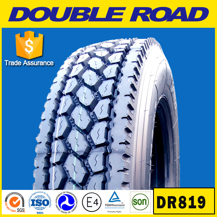 Wholesale Chinese Semi Trailer Truck Tire 295/75r22.5 11r22.5 285/75r24.5 11r24.5 China Trailer Truck Tyre Price for Sale