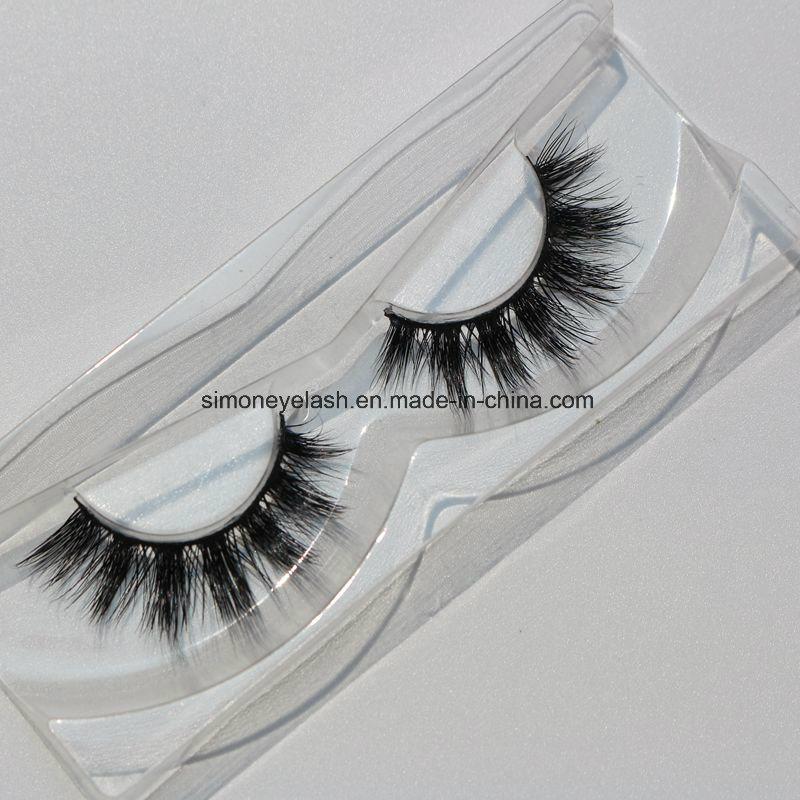 Mix Size Natural Looking Handmade False Eyelashes for Party Makeup