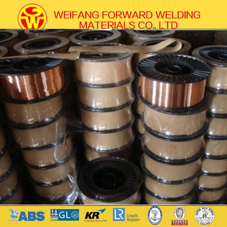 0.8mm CO2 Welding Wire Er70s-6 Sg2 Welding Product From Golden Bridge Supplier