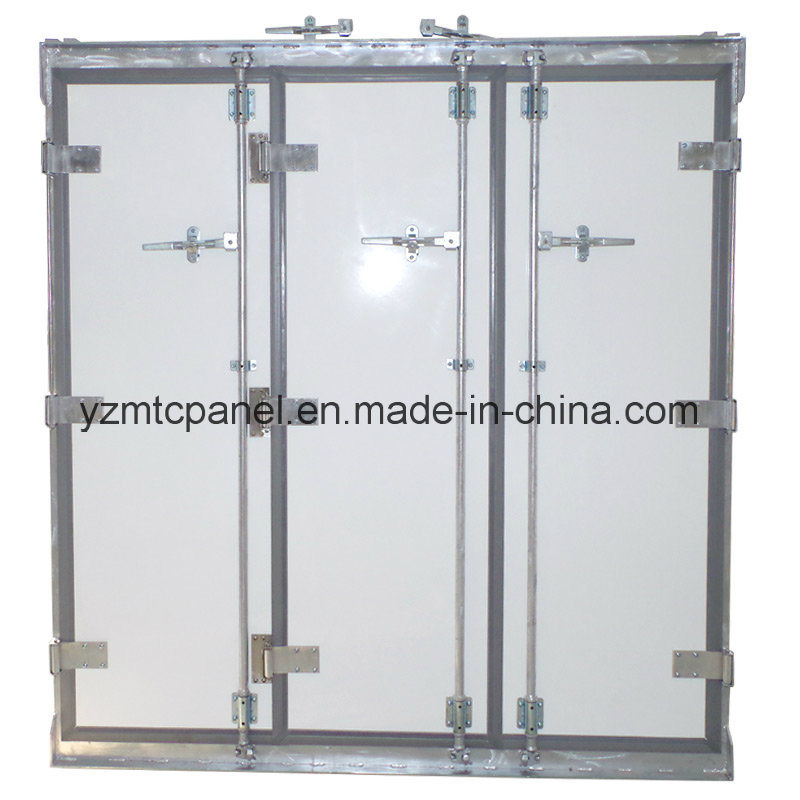 Fully Assembly Door for Truck Body, Double Opening