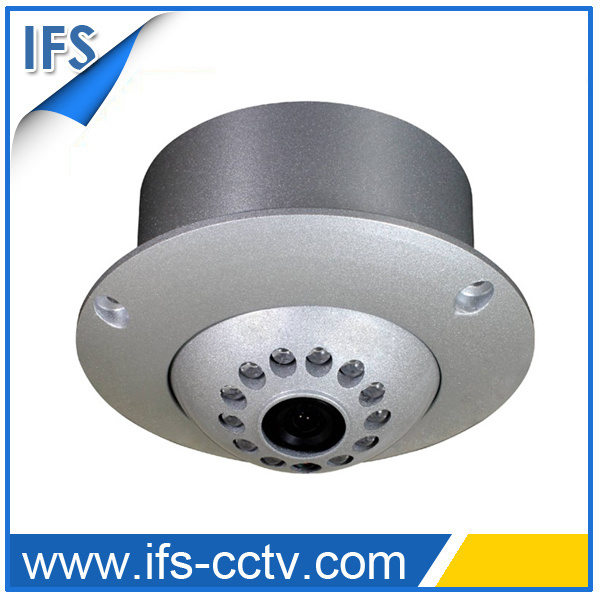 2.5′′ IR UFO Shape Metal Camera (ICC-75)