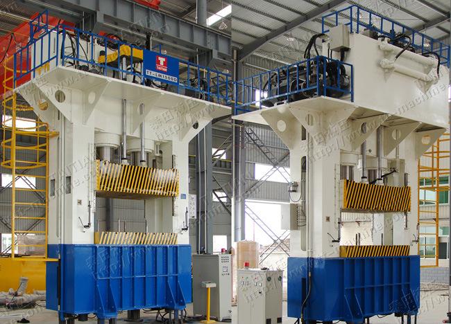 Deep Drawing Press 1500 Tons Hydraulic Press