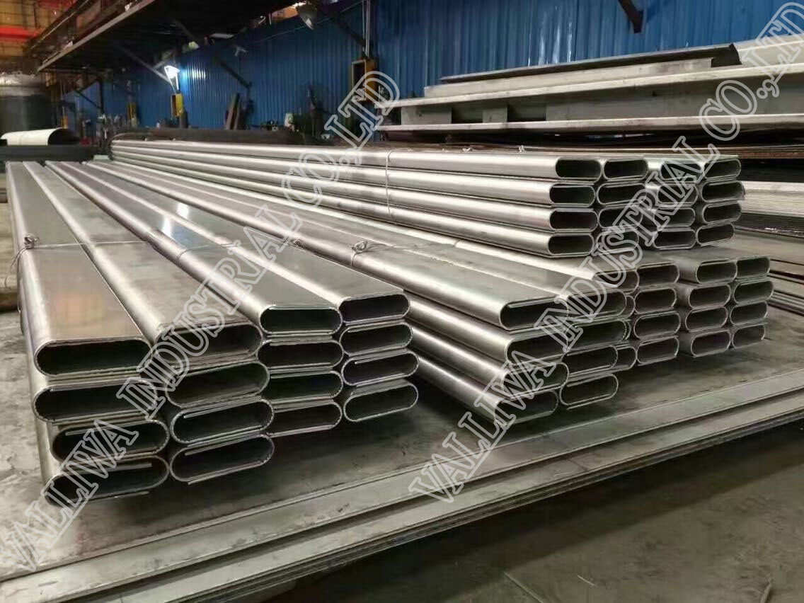 Groove Stainless Steel