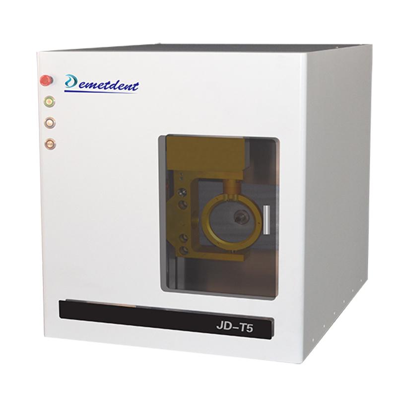 Jd-T5 5 Axis Dental CAD Cam Milling Machine Dental Unit