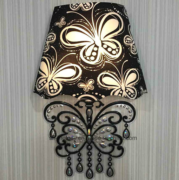 Beautiful LED Wall Sticker/Wall Decal/Lamp Sticker for Room Decoration