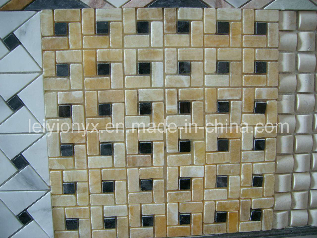 Chinese Mosaic Tiles For Interior Floor Design China