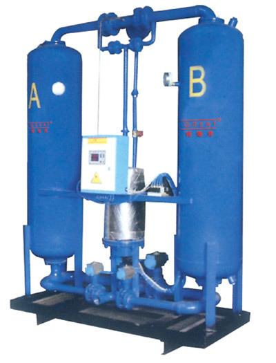 Heatless (heat) Regeneration Adsorption Air Dryer (TKW(R)-20)